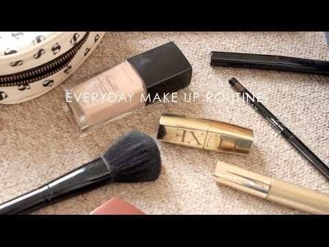 Everyday Make-Up With Avon & Hello October