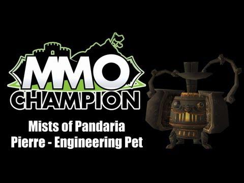 Pierre - Engineering Pet