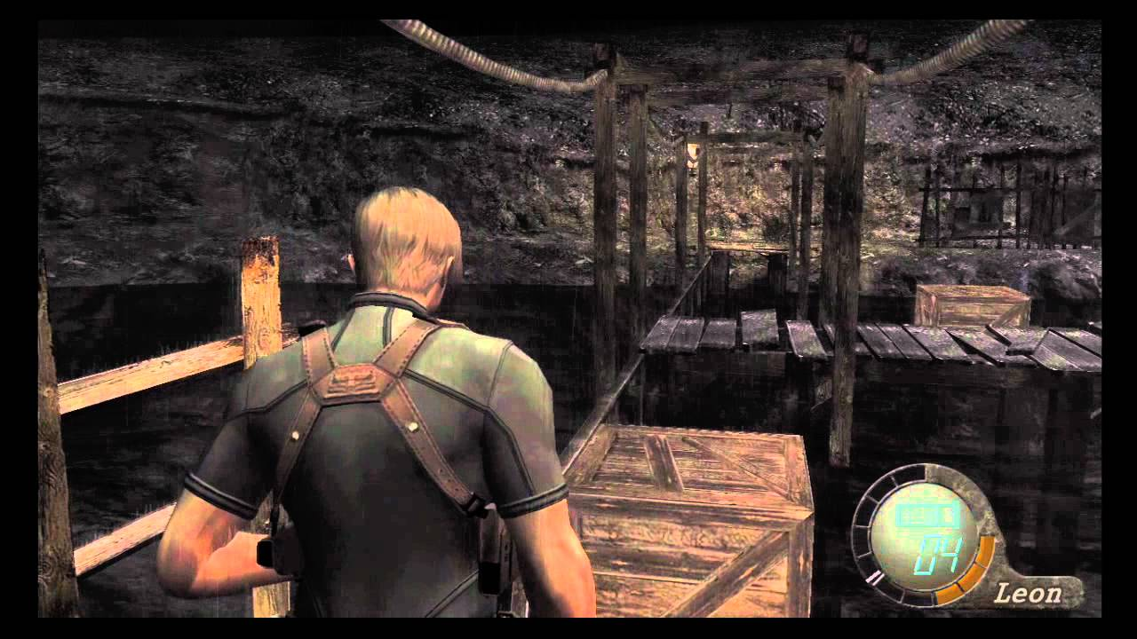 Resident Evil 4 Hd Gameplay Video Youtube