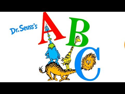 Learn The English Alphabet From A To Z Dr. Seuss's ABC - Read And Learn - Best Games For Kids