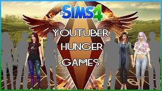 Sims 4 | Youtuber Hunger Games | Ep.11 | OBSTACLE COURSE