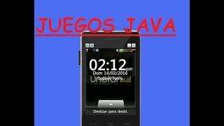 JUEGOS PARA LG T385 | JAVA