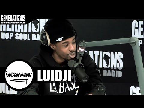 Youtube: Luidji – Interview #MécaniquedesFluides (Live des studios de Generations)