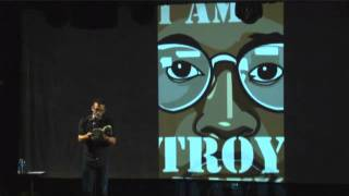 Holla for Troy Davis - Kevin Coval - Nat