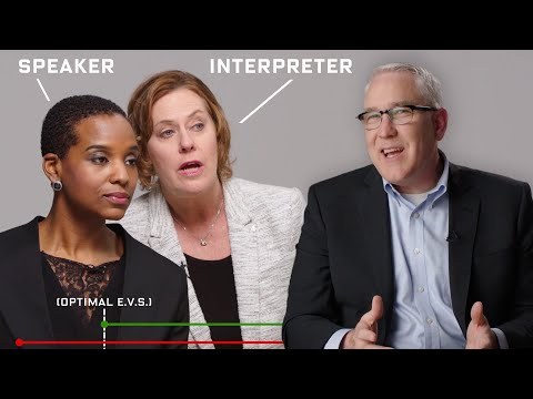Interpreter Breaks Down How Real-Time Translation Works | WIRED
