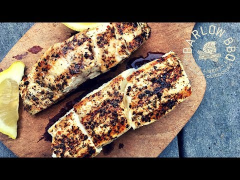 How To Grill Fish Fillets | Easy Grilled Fish Fillets Recipe | Beginner BBQ Tips | Barlow BBQ