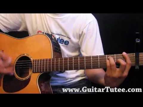 Sara Bareilles - King of Anything, by www.GuitarTutee.com
