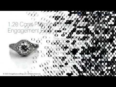 Antique Engagement Rings Desings