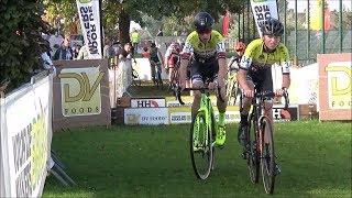 Cyclocross nieuwelingen U17 Meulebeke 6/10/18