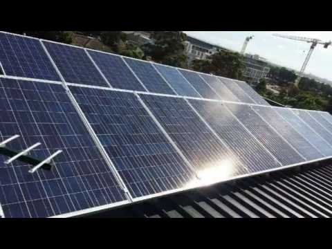 Why Solar Panel Installation Affordable Rate?