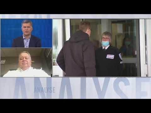 COVID 19 Marc Paquette, directeur des opérations, Ambulance Y Bouchard et Fils