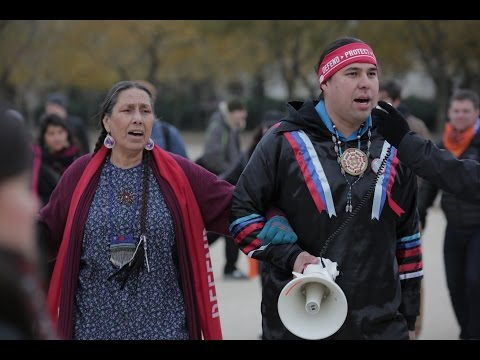 Keep It In The Ground: Indigenous People Demand Climate Justice