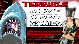 Terrible Movie Video Games