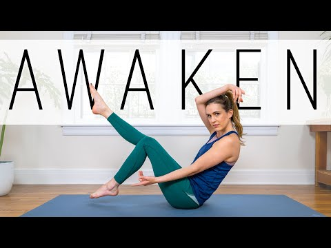 Awaken The Artist Within | Yoga With Adriene