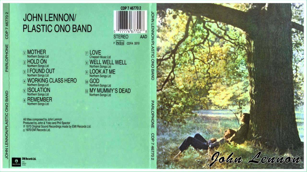 John Lennon Plastic Ono Band With The The Flux Fiddlers Imagine
