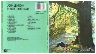 John Lennon (1970) - Plastic Ono Band album