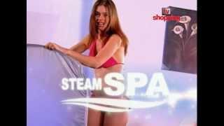 ¡Quema hasta 500 calorías con Steam Spa!