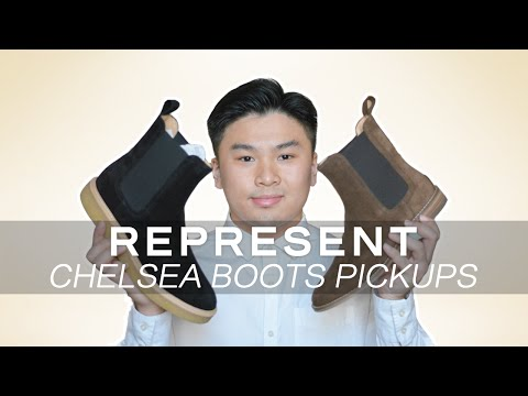 The Best Chelsea Boots Represent Clothing Chelsea Boots Pickups Youtube
