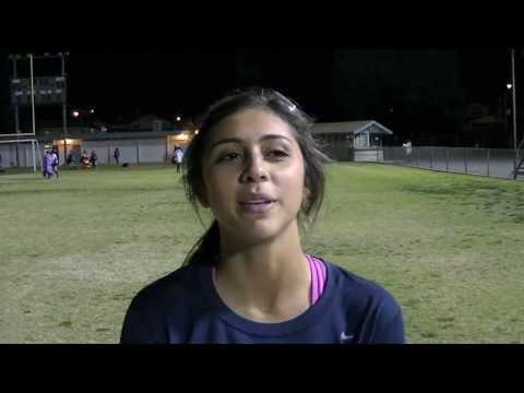Chino Hills @ South Hills Girls Soccer