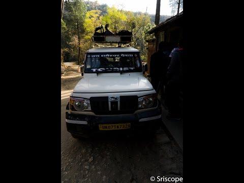 Dehradun to Sankri Taxi