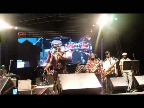 Toots Hibbert on Dennis Brown Celebration 2013