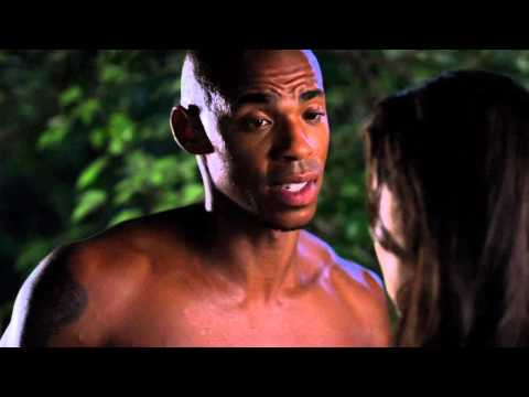 Mechad Brooks, Serinda Swan  Creature Movie : Horror Movies 2011
