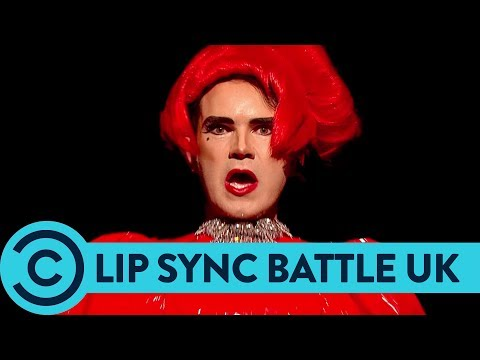 Thumbnail: Jimmy Carr is Lady Gaga - Lip Sync Battle UK | Comedy Central