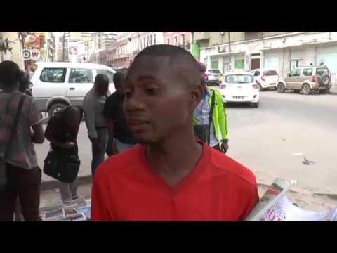 Angola: Jarida mai zaman kanta tana gwagwarmaya