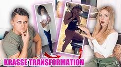 WIR BEWERTEN DIE KÖRPER UNSERER ZUSCHAUERINNEN mit krassen Transformationen 😵