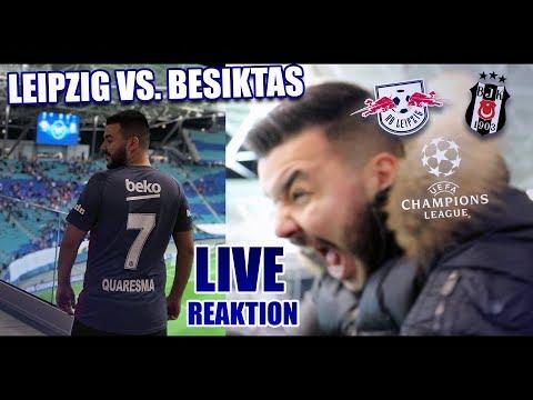 CanBroke | RB Leipzig - Besiktas 1:2 | Live Reaktion aus dem Stadion