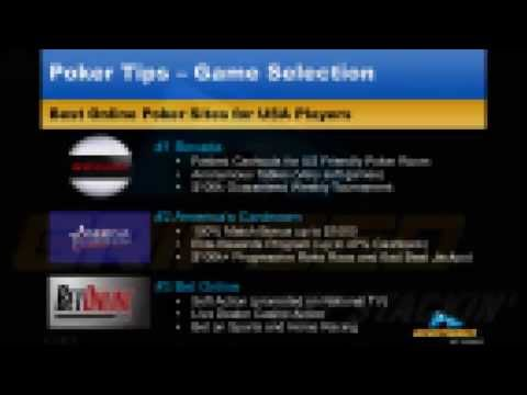 Best Online Poker Sites For USA Players