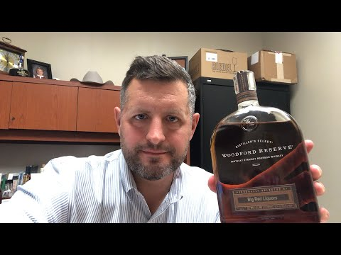 Woodford Reserve Personal Selection Big Red Liquors 2019