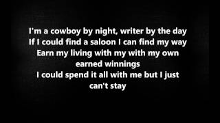 Omar LinX - Cowboy (Lyrics) On Screen + Description