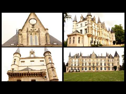 Chateau Castle for Sale in France ! Unique Amazing Luxury Property !