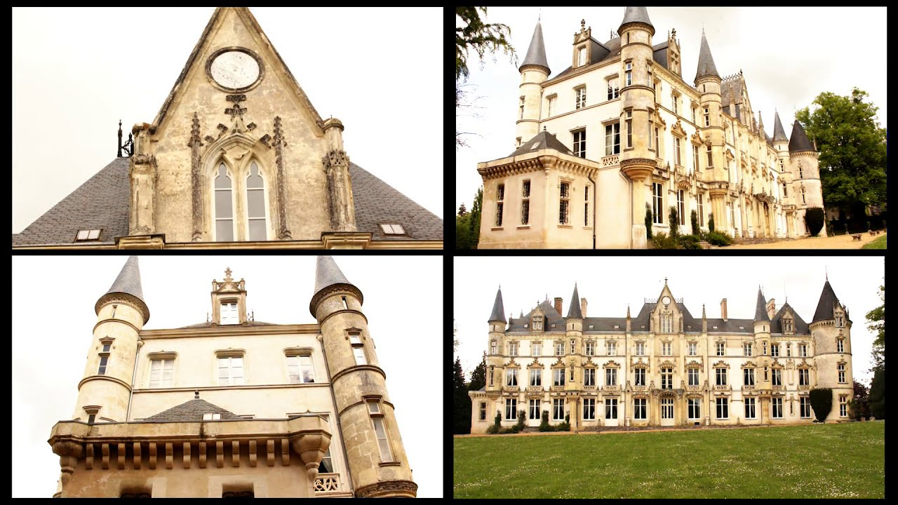 Chateau castle for sale in france unique amazing luxury for Castle mansions for sale