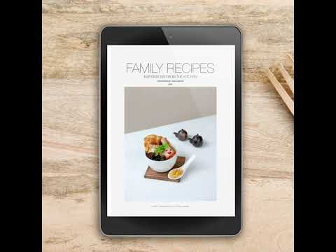 Family Recipes: Inspirations From The Kitchen