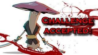 WotR | Challenge accepted! (Dagger only)