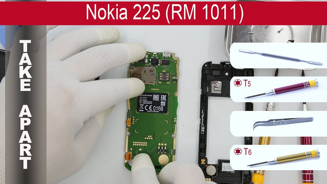 nokia rm 1012. how to disassemble 📱 nokia 225 rm-1011, take apart (detailed tutorial) rm 1012