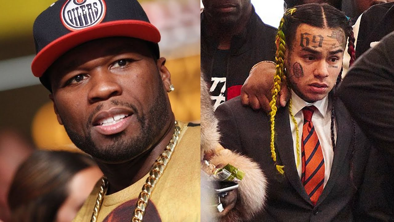 50 Cent Speaks On 6IX9INE Snitching He Never Was