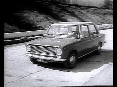 Автомобильный начинается. История начала строительства АВТОВАЗа и Тольятти, 1968.