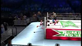 WWE 12 RR MATCH 3 Anesthesia VS Usagi Tsukino.avi