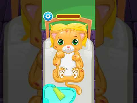 Little Cat Doctor For Pc - Download For Windows 7,10 and Mac