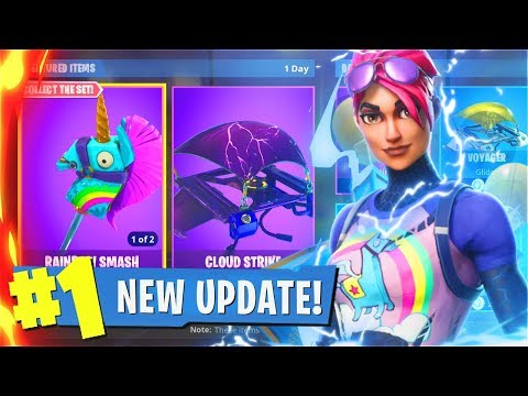 New BATTLE PASS Update! DUOS With My LITTLE BROTHER In Fortnite Battle Royale! (New Fortnite Update)