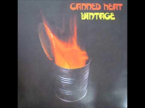 CANNED HEAT ( L.A , California , U.S.A ) - Straight Ahead