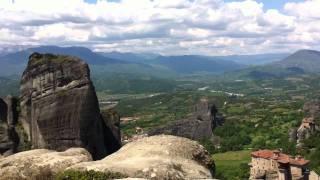 Греция, Метеоры видео для TRAVEL SERVICE
