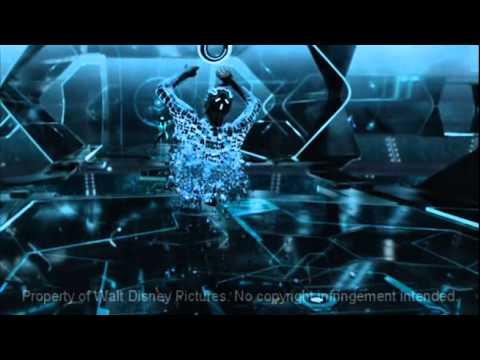 TRON: Legacy Clip - Disc Wars