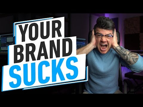 Music Branding | 3 Steps To Build Your Music Brand