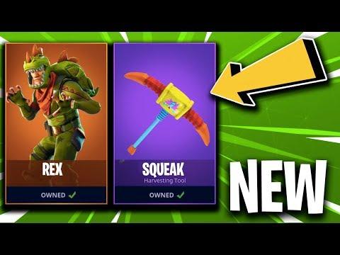 *NEW* SECRET LEGENDARY SKINS! ( Fortnite Update News )