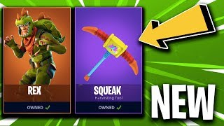 *NEW* SECRET LEGENDARY SKINS! ( Fortnite Update News )