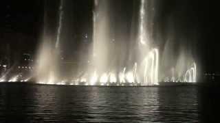 The Dubai Fountain - Ezel